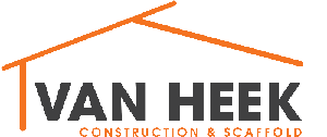 Van Heek Construction & Scaffold Mobile Retina Logo