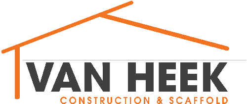 Van Heek Construction & Scaffold Retina Logo
